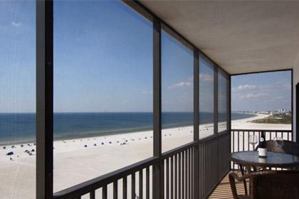 gulf front rentals